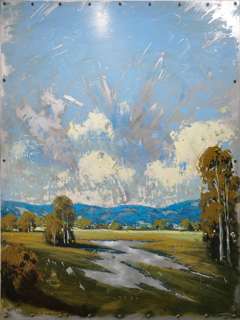 , 'Napa Sky,' , ÆRENA Galleries and Gardens