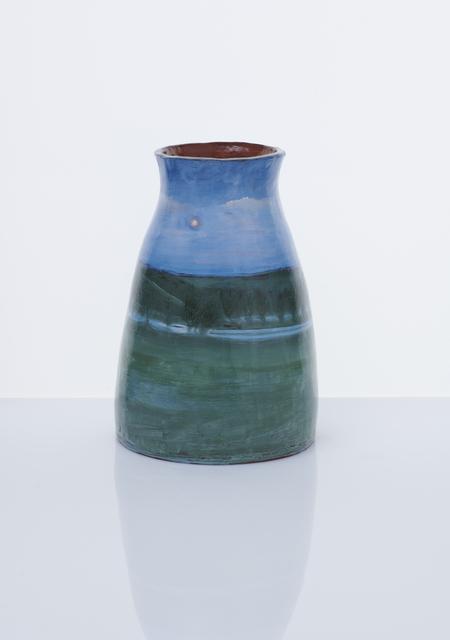 Claudia Clare (b.1962), 'Wootton: Moonrise', Zuleika Gallery