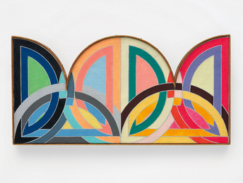 Richard Pettibone, 'Frank Stella Takht-i-Sulayman 1967,' 1972, Phillips: 20th Century and Contemporary Art Day Sale (February 2017)