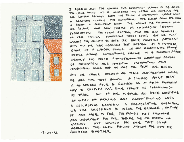 , '12.29.12,' 2012, Ronald Feldman Gallery