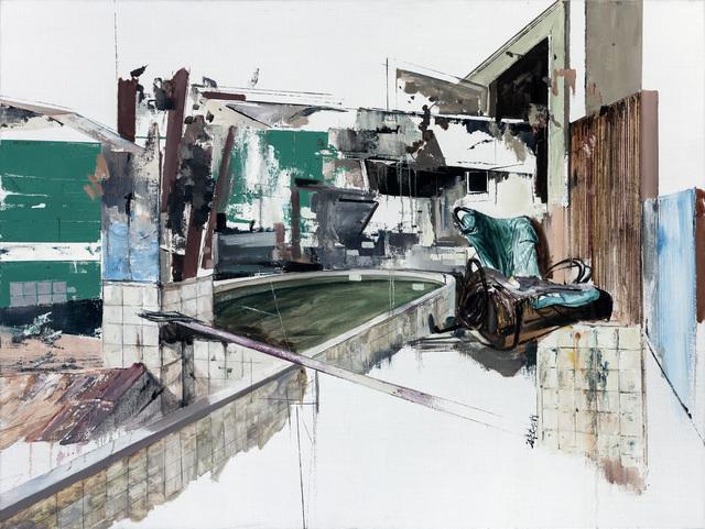, 'Clean Water Pond,' 2014, Between Art Lab