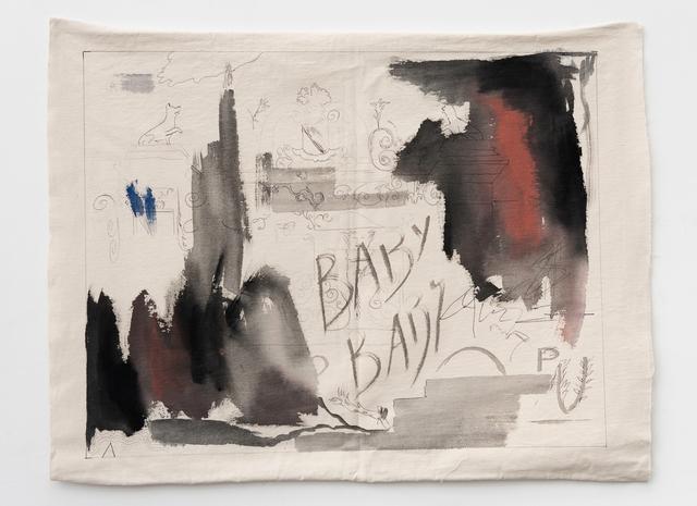 , 'Baby,' 2015, Pasto