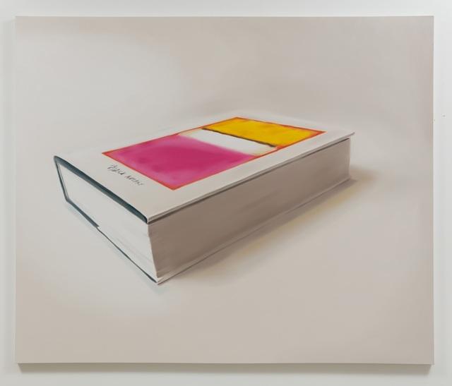 , 'Rothko Catalogue,' 2018, Anat Ebgi