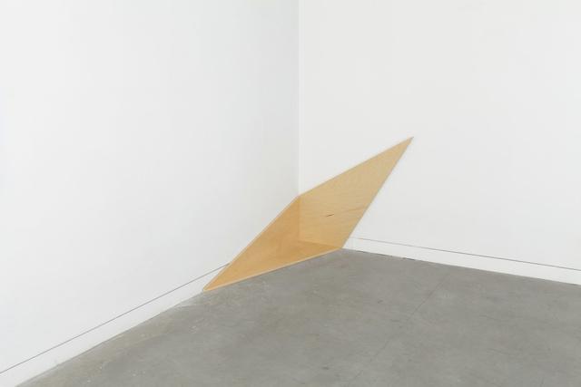, 'Expansor,' 2015, Johannes Vogt Gallery