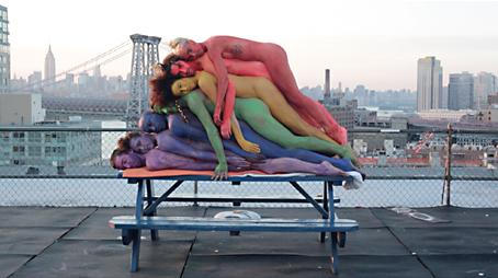 Melanie Bonajo, 'Rainbow, Night Soil - Economy of Love', 2015, Akinci