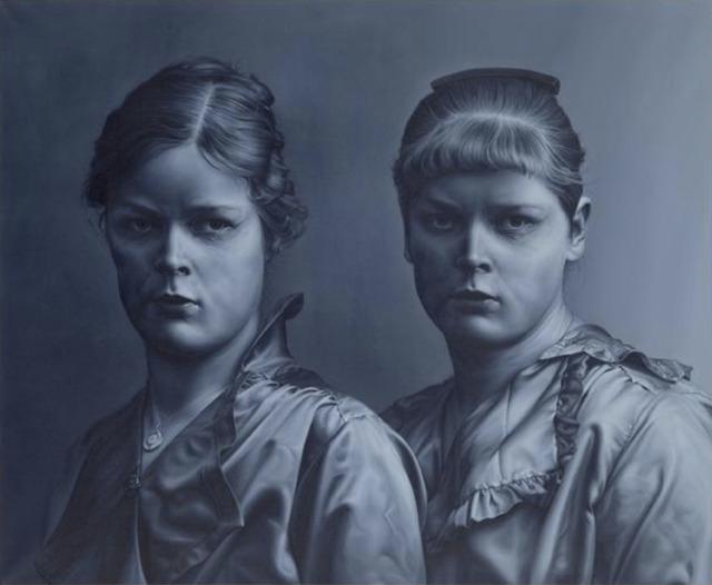 , 'Doppelgänger I,' 2013, Galerie Anhava