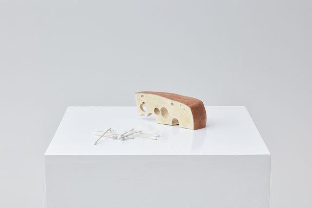 Bettina Hubby, 'Cheese and Q-tips', 2015, John Wolf Art Advisory & Brokerage