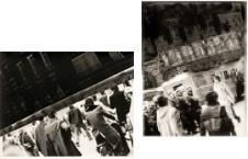 , 'Les Manifestations – Paris(Left),' 1970, Arario Gallery