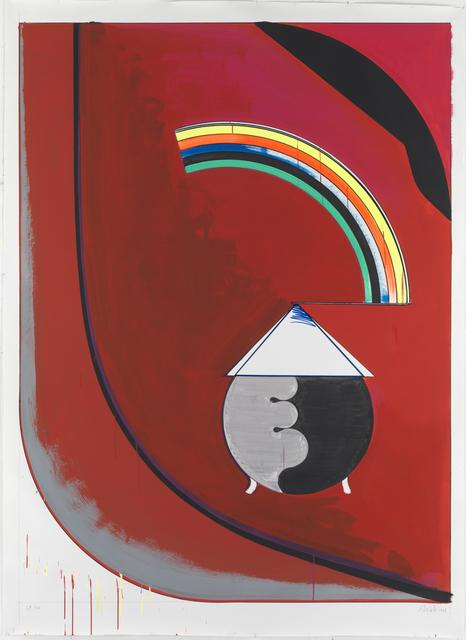 Thomas Scheibitz, 'GP 130', 2008, Tanya Bonakdar Gallery
