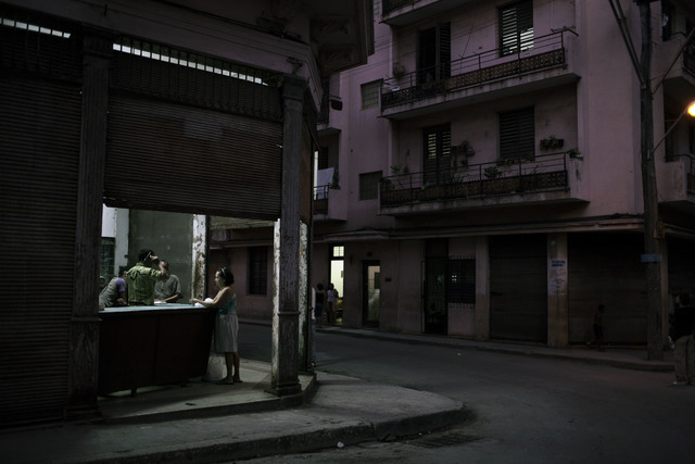, 'Rationing Store. La Havana, Cuba,' 2008, Magnum Photos