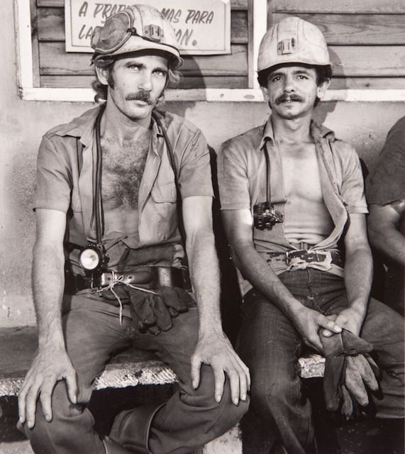 ", ' 	Untitled, from the series, ""Family of Miners: Cuba"",' 1989, San Jose Museum of Art"