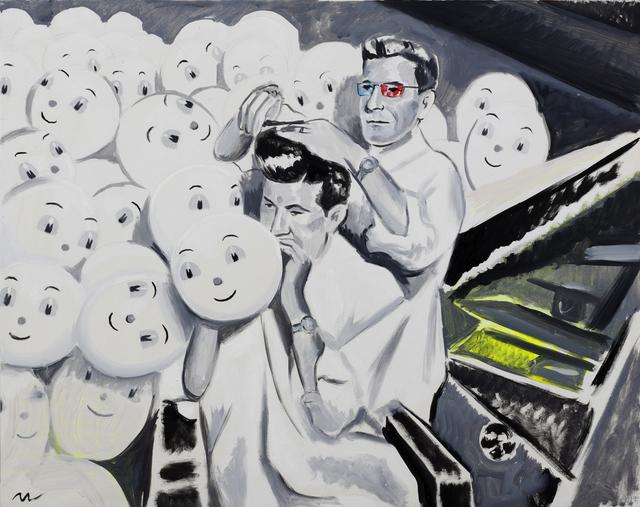 Sergio Mora, 'Las Autoestimas', 2010-2016, Coleccion SOLO