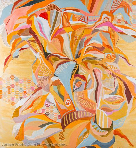 , 'Oasis IX,' 2015, Walter Wickiser Gallery