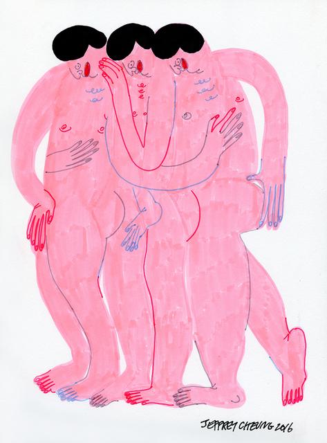 , 'Salon,' 2016, Hashimoto Contemporary
