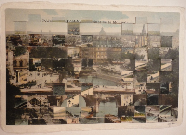 Carole P. Kunstadt, 'Paris (Pont Neuf)', 2014, KLOMPCHING GALLERY
