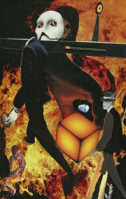 , '#9 #9 #9?,' 2007, Gallery Pegasus