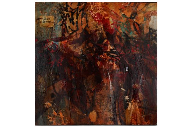 José Parlá, 'Pirate Utopias', 2007, Chiswick Auctions