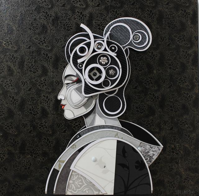 , 'Geisha Profile 2,' 2015, Art Supermarket