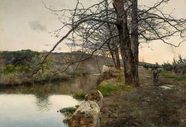 Tranquil River, Alcala
