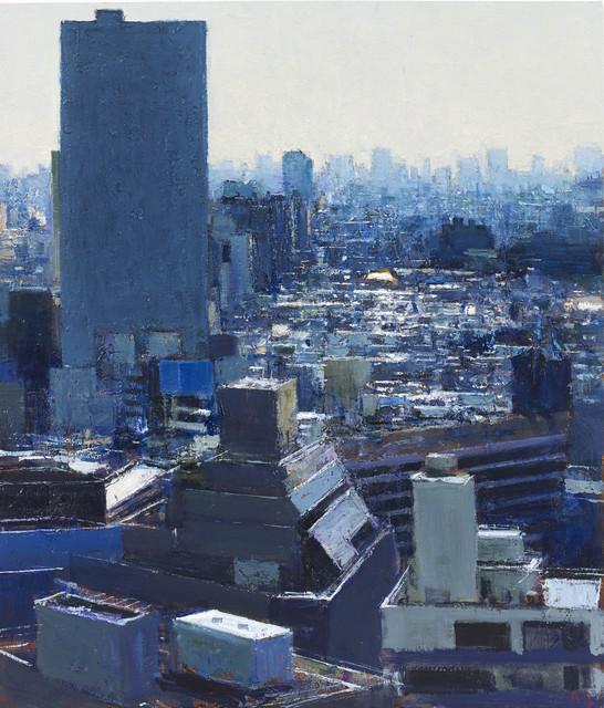 , 'Ikebukuro from Hotel Window 2, Late Morning,' 2015, John Martin Gallery