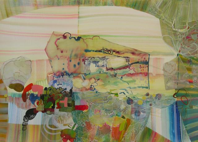 Josette Urso, 'Tiger Wing', 2019, Kathryn Markel Fine Arts