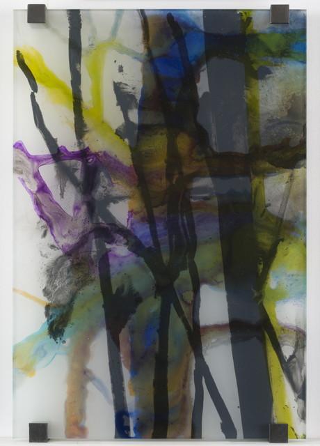 , 'Trees 6,' 2016, Galerie Nathalie Obadia