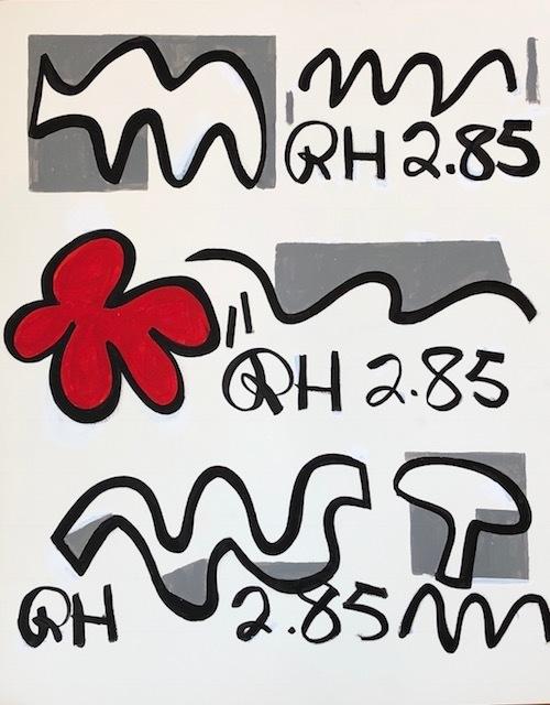 Raymond Hendler, 'No. 127', February 1985, Quogue Gallery