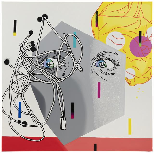 , 'Game Over,' 2019, Galerie Forsblom