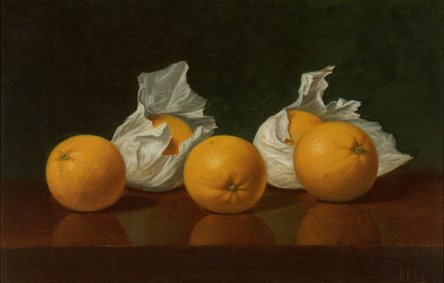 , 'Wrapped Oranges,' ca. 1885, Debra Force Fine Art