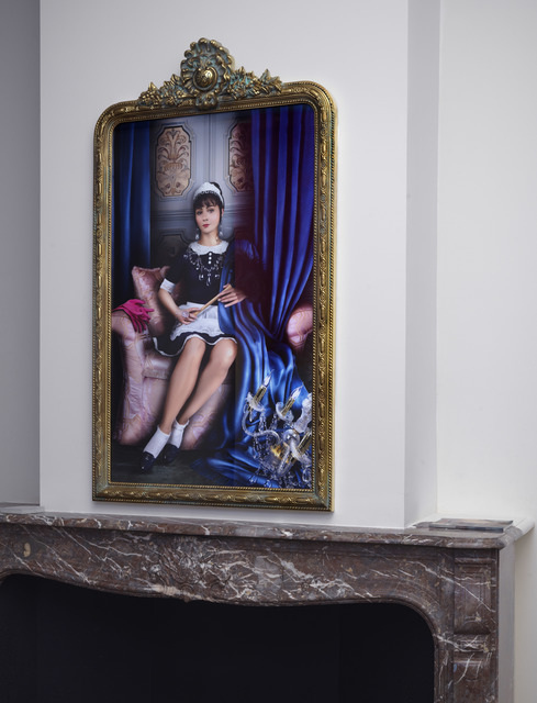 , 'Home-Maid Bourgeoise,' 2017, The Merchant House