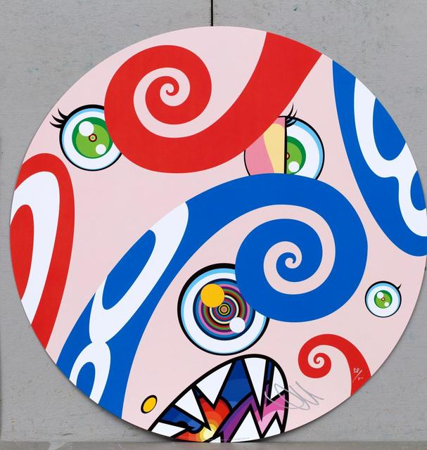 Takashi Murakami, 'We Are The Square Jocular Clan', 2019, Print, Digital Print, Ode to Art