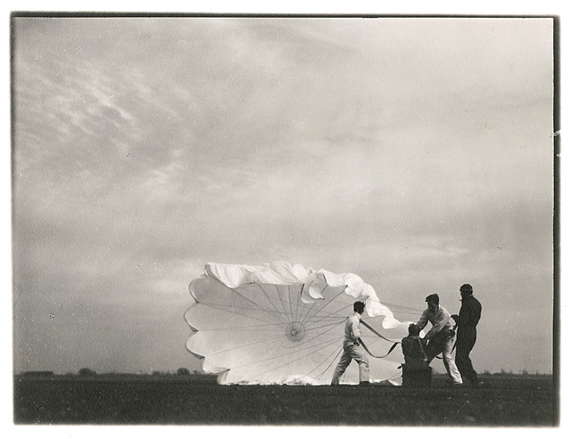 , 'Untitled #19 (Twenty Parachutes),' 1937, Wirtz Art