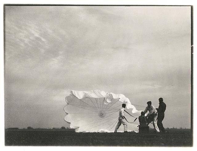 , 'Untitled #19 (Twenty Parachutes),' 1937, Wirtz Art
