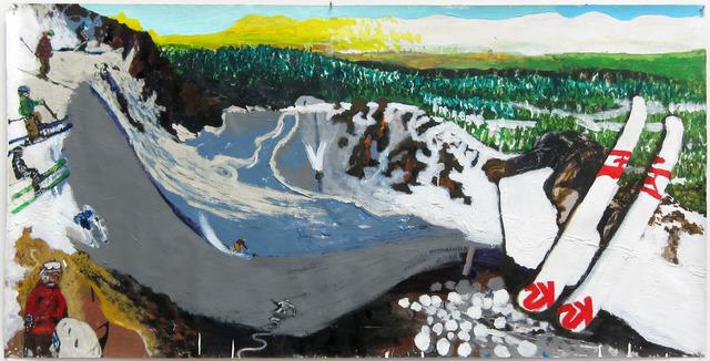 , 'Off the Top,' 2007-2009, Santa Monica Museum of Art