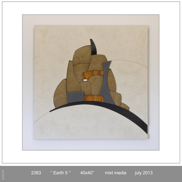 , 'EARTH 5,' 2013, GF Contemporary
