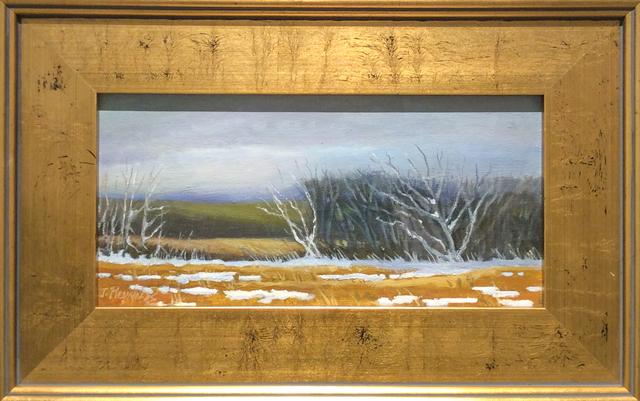 Judy Reynolds, 'Last Snow', 2017, Carrie Haddad Gallery