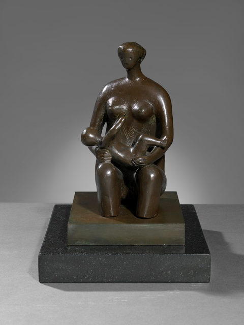 Henry Moore, 'Mother and Child: Round Form', 1980, Connaught Brown
