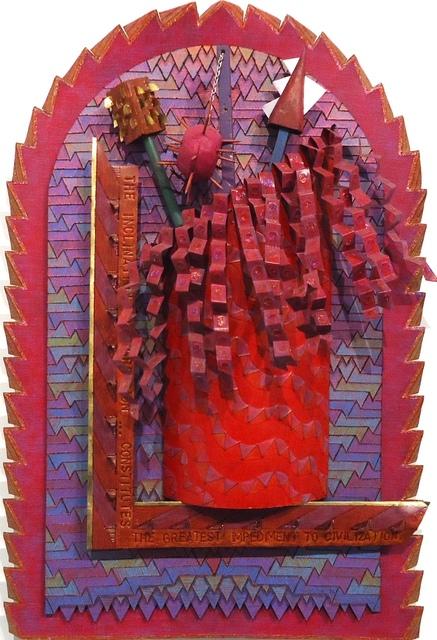 , 'American Pie - Murti #1,' 1992-1993, Cerulean Arts