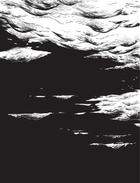, 'Random, page 5,' 2014, galerie du jour agnès b.