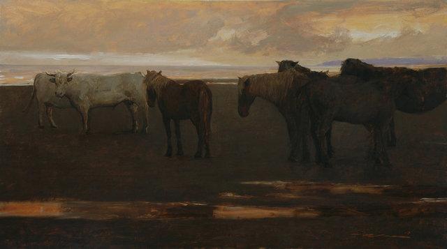 , 'Land Dwellers ,' 2018, Maxwell Alexander Gallery