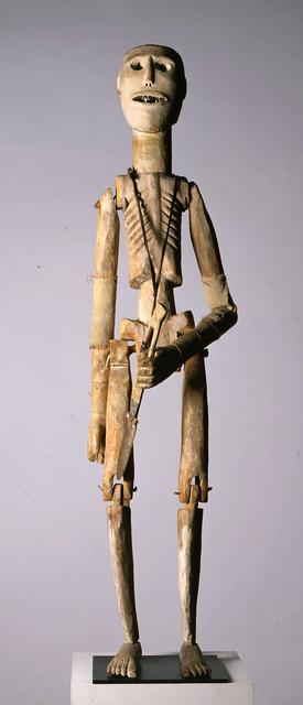 , 'Penitente Figure,' ca. 19, Ricco/Maresca Gallery