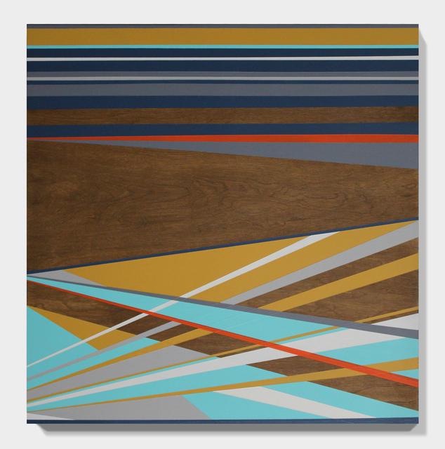 , 'River's Edge, Autumn,' 2017, Paradigm Gallery + Studio