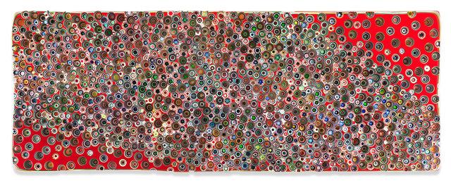 , 'BUTYOUCANNOTGETTHROUGHTHATMIRROR,' 2019, Miles McEnery Gallery