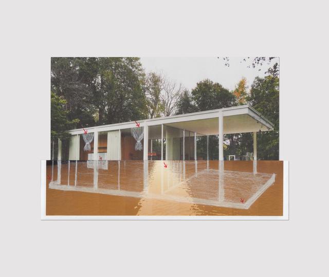 , 'Sin título ( The Farnsworth House),' 2012, Proyecto Paralelo