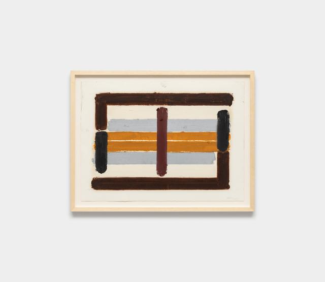 , 'desenho #007,' 2017, Galeria Raquel Arnaud