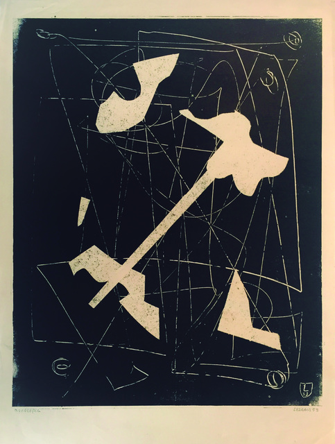 , 'Sin título,' 1953, Aldo de Sousa Gallery