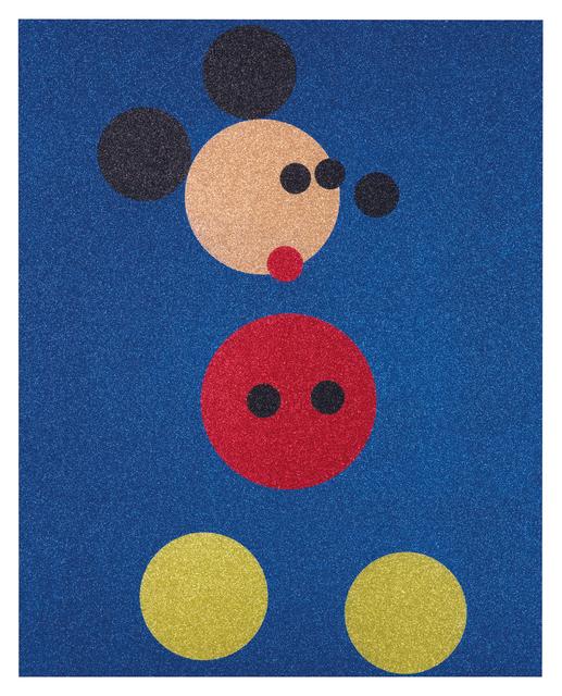 Damien Hirst, 'Mickey', 2016, Oliver Clatworthy