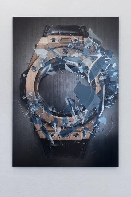 , 'untitled,' 2017, Piktogram