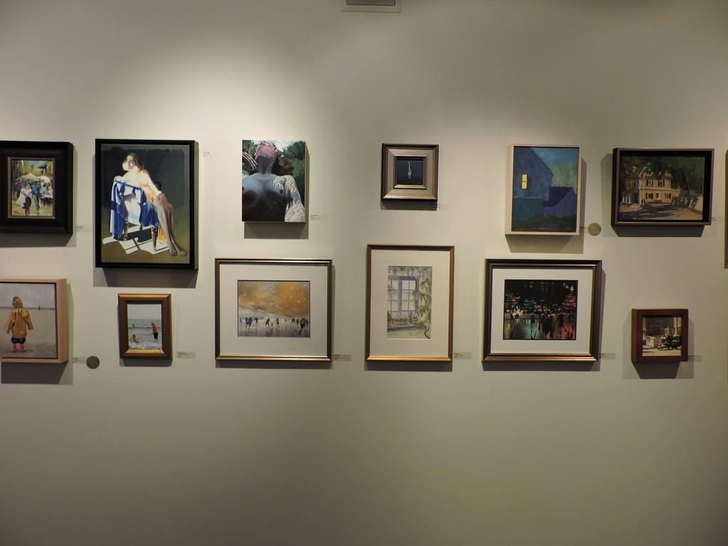 Copley Art Society Small Painting Show
