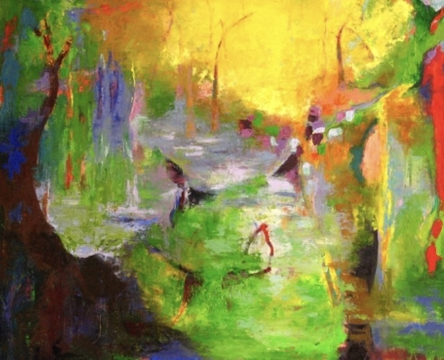 , 'Gale's Spring,' 2006, Art Collection NYC